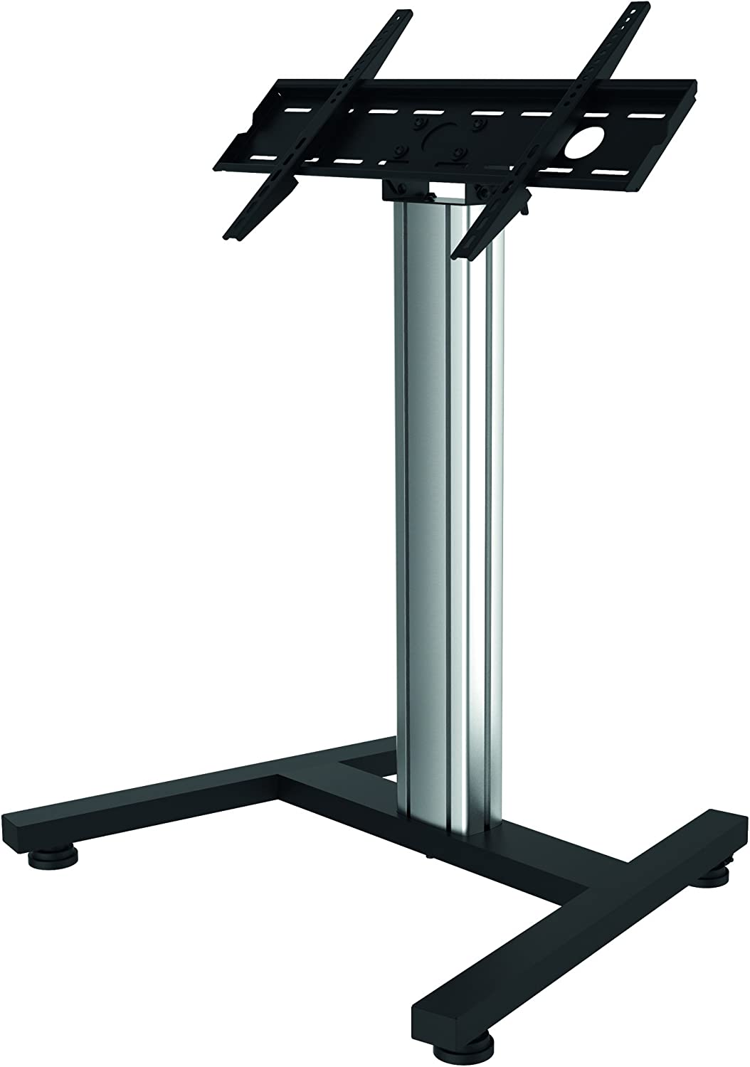Puremounts Pds 1101s Trolley Floor Stand For Lcd Led Amazon Co Uk Electronics