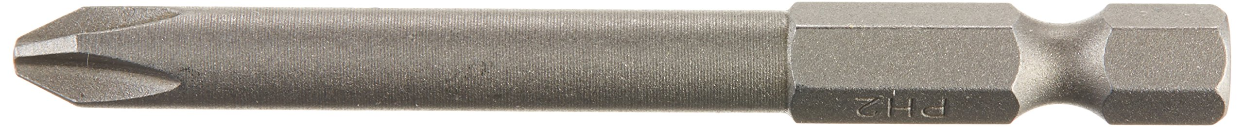 Drill America INS Series Power Bit, 1/4'' Hex Shank, P2 Size, 2-3/4'' Length (Pack of 50) by Drill America