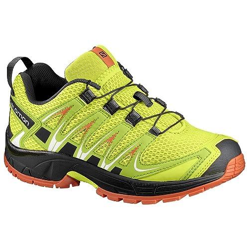 Salomon XA Pro 3D K, Zapatillas de Running Unisex niños: Amazon.es: Zapatos y complementos