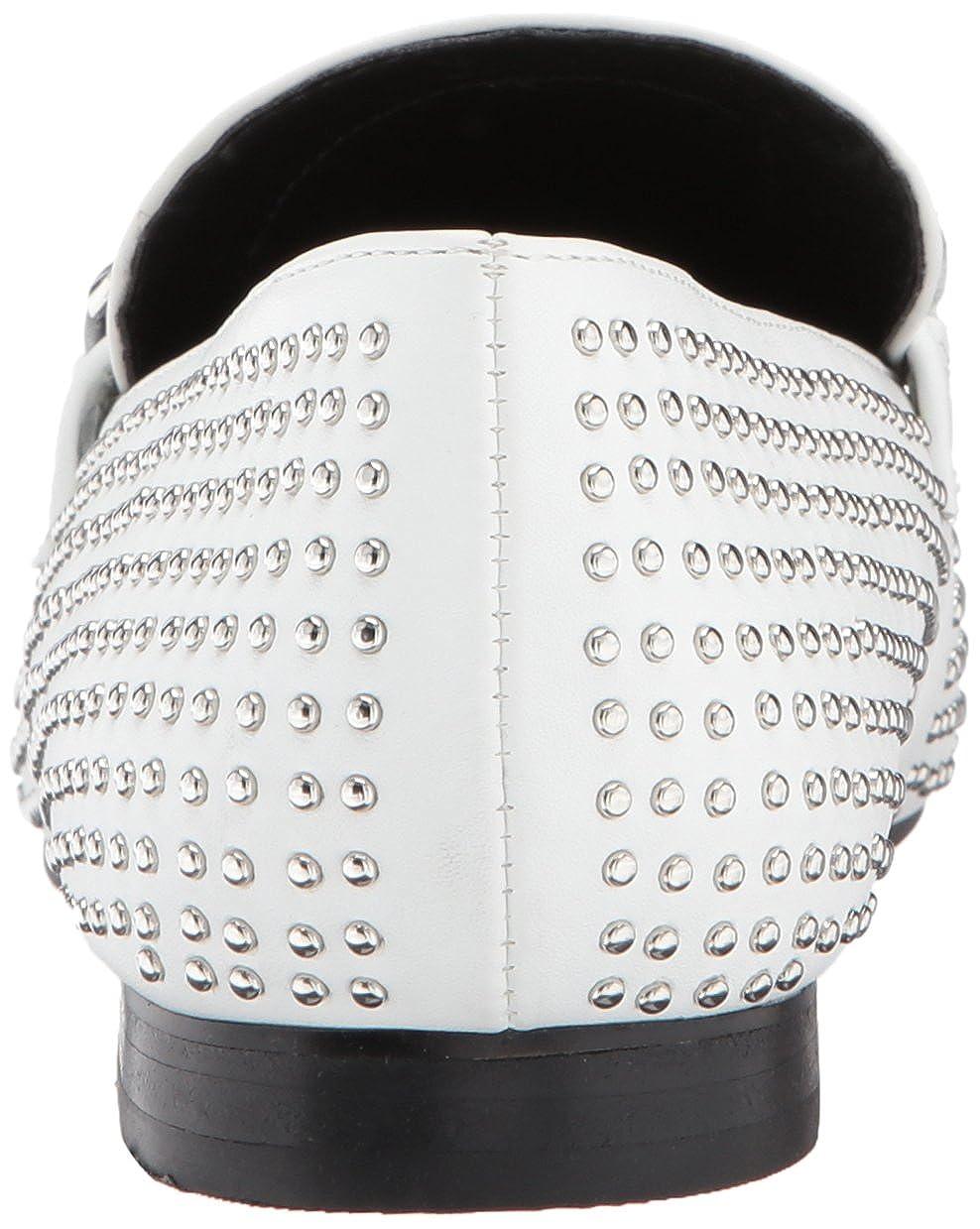 Steve Steve Steve Madden Damen Kast Slipper Bianco ( Leder Bianco 001 ) 8d98b8
