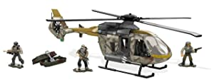 Mega Construx Call of Duty Urban Assault Copter Building Set