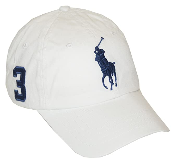 22ca4a27d41a3 Image Unavailable. Image not available for. Colour  POLO Ralph lauren Big  Pony Baseball Cap