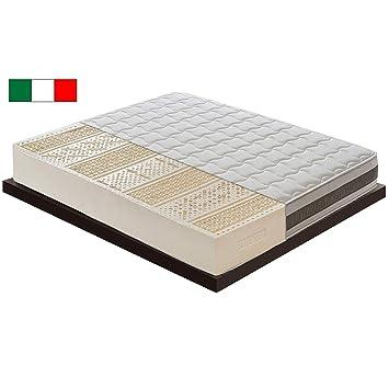 Materasso Singolo Lattice Prezzi.Materassiedoghe Materasso Singolo In Lattice Sfoderabile Alto 21