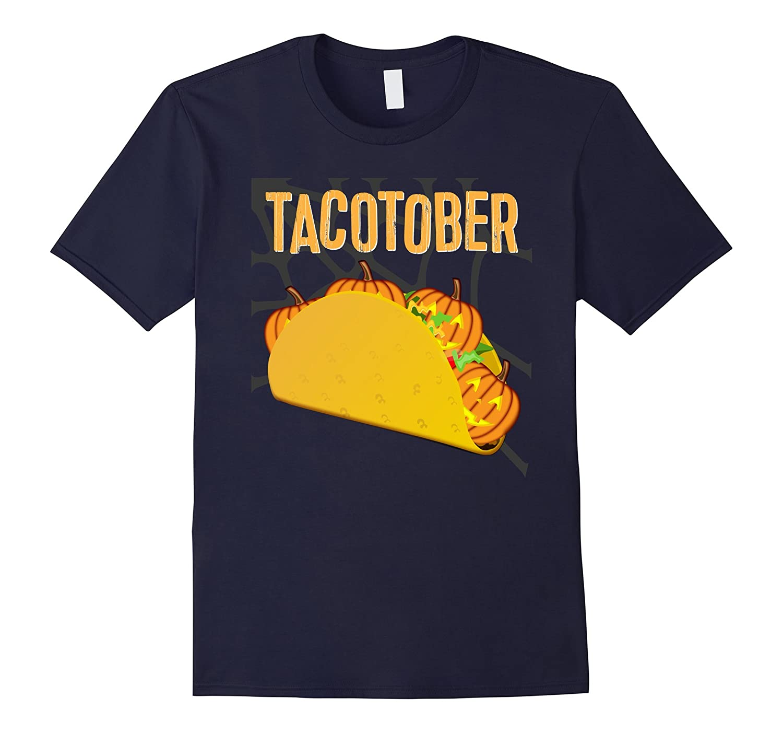 Taco Shirt: Taco Halloween Tee: Tacotober TShirt-Art