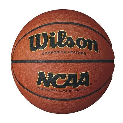 Amazon.com: Wilson NCAA Replica Intermedio Tamaño Juego de ...