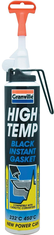Granville 0458 Pâte à joint instantané 200 ml (Noir) 0458A