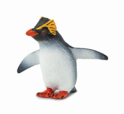 Safari Ltd Toob Antarctic 10 Animal Figures Along With Penguin Blue Whale Gift