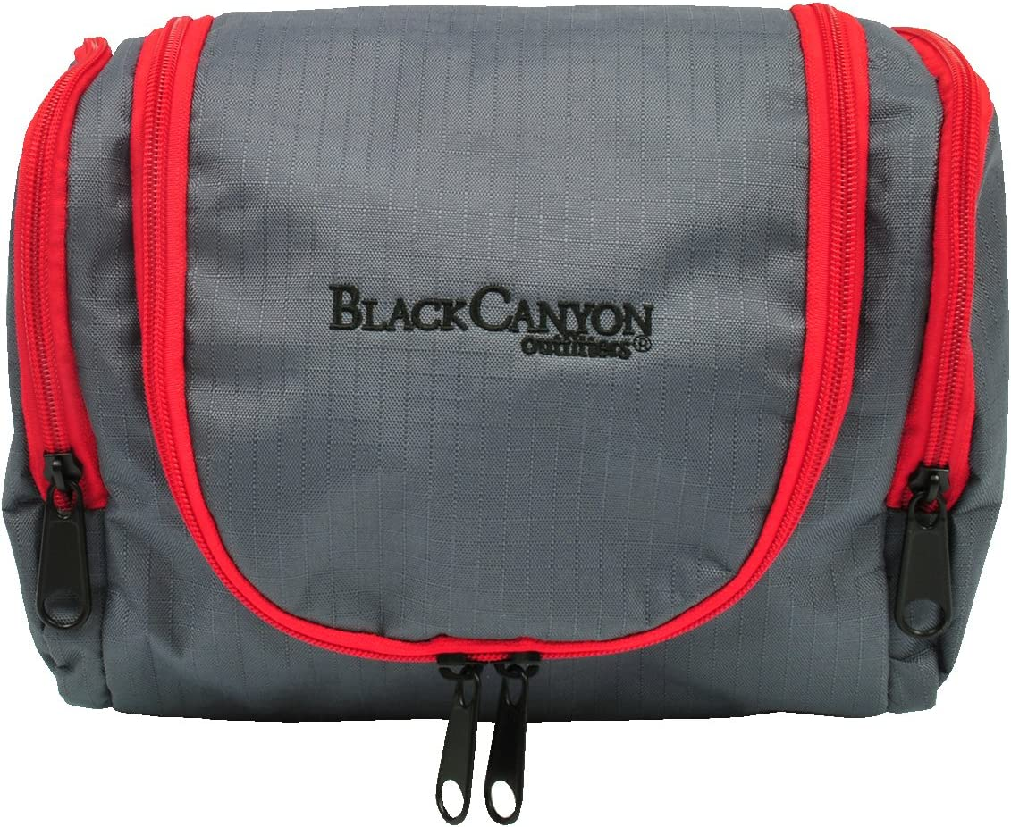 BlackCanyon Outfitters TB3BCO Toiletry Organizer 1 Pack