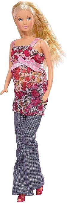 113 opinioni per Simba 5734000- Bambola Steffi Love con Neonato- Modelli Assortiti