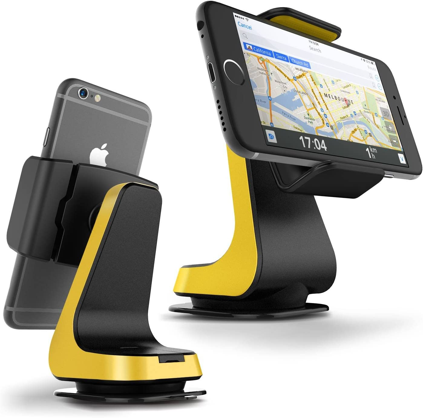Soporte Móvil Coche Ventosa Universal   Smartphone Stand VRS ...