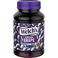 Welch's Grape Jam, 30 oz, Pack of 2