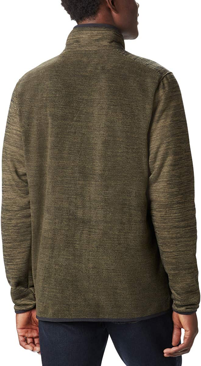 Breathable Columbia Mens Outer Bounds Fleece Full Zip Classic Fit