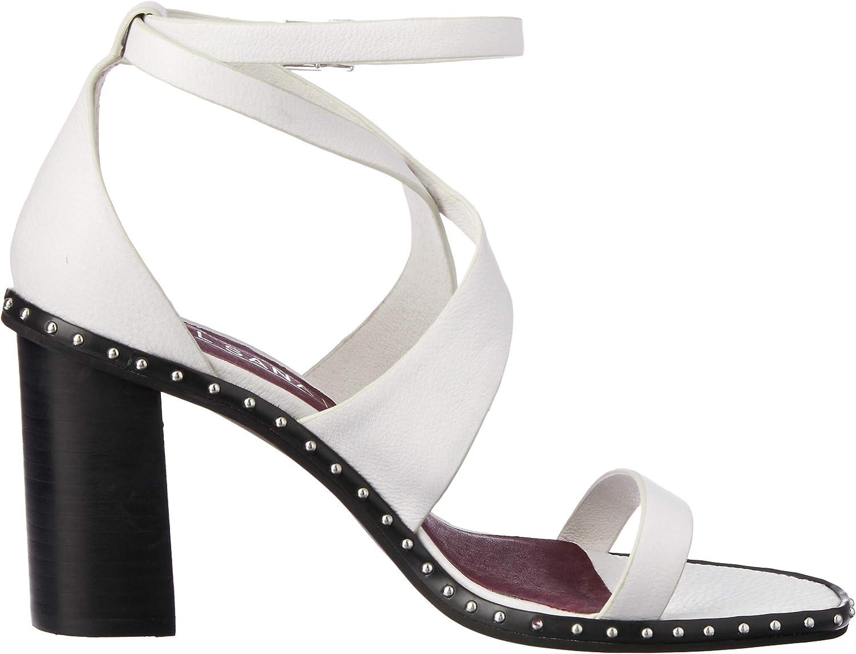 Sol Sana Women's Henrietta Heel Sandals White (White)