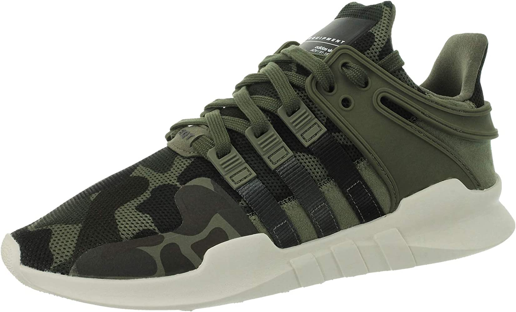 adidas originals eqt support adv kaki homme