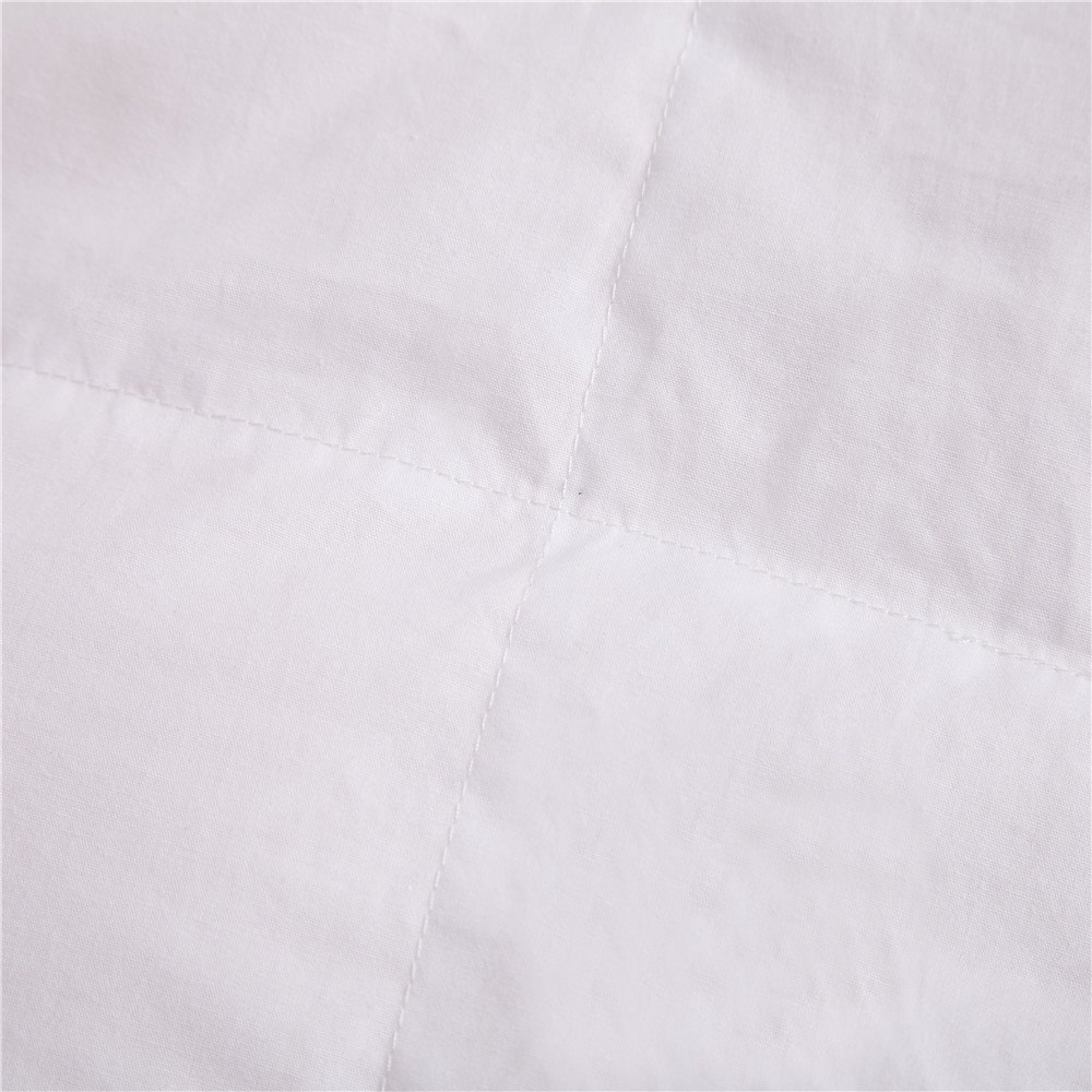 Topsleepy 75% Goose Down Comforter Queen ,100%Cotton Shell ,White (Queen 88-by-88 inches) by Topsleepy (Image #6)