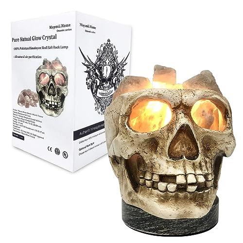 Skull Candle Holder Amazon Com