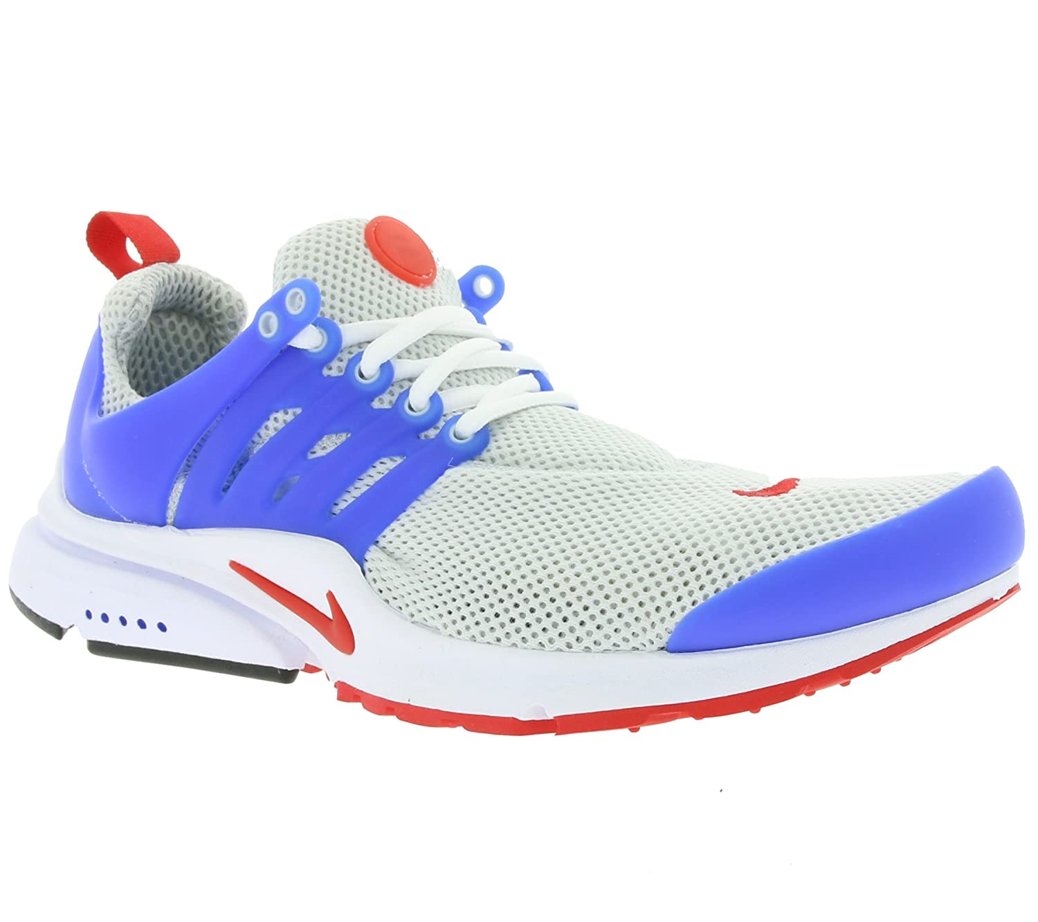 NIKE Men's US|Dusty Air Presto Essential B01M1CUYGY 13 D(M) US|Dusty Men's Grey/University Red/Hyper Cobalt 170abf