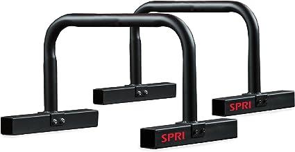 Ignite Spri Professional Durability Parallettes Portable Parallel Bars Gymnastic