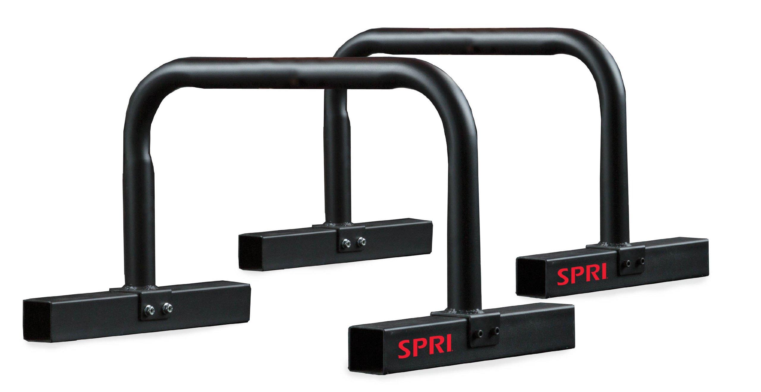 SPRI Fitness Parallettes by SPRI