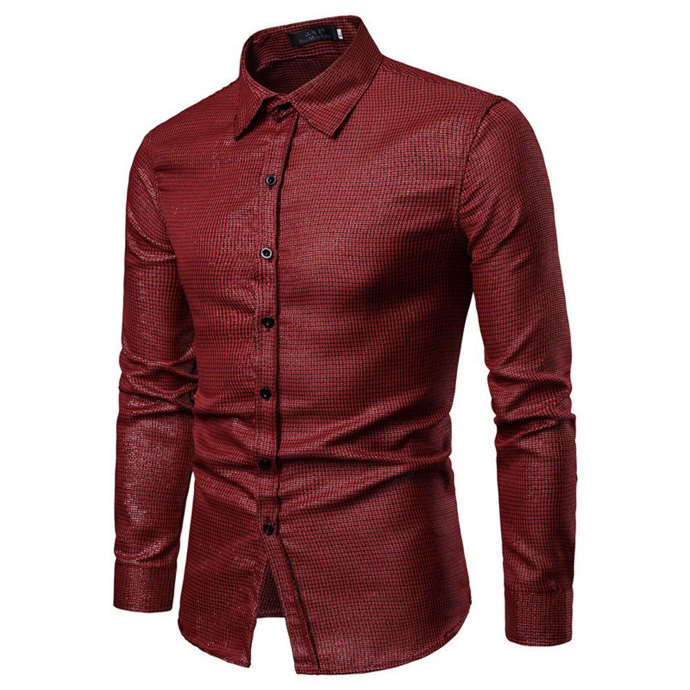 Styledresser Uomini in Forma Felpa con Cappuccio Lungo Manica Tasca Tee Camicia Magro Casuale Top Accostare Cappotti 12.8