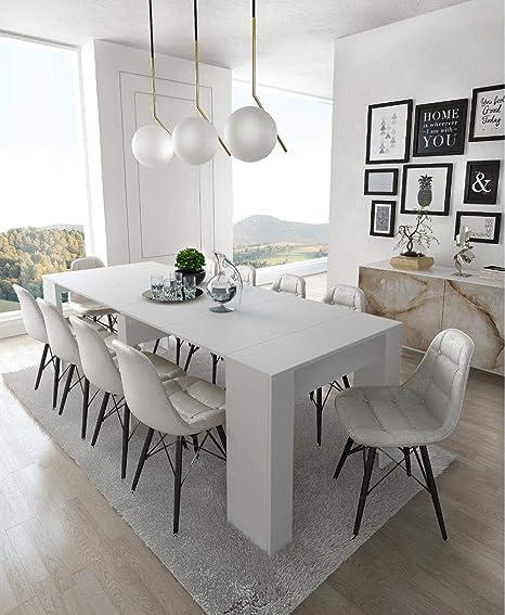 Misure Tavolo Da 6 Rettangolare.Home Innovation Tavolo Consolle Per Sala Da Pranzo E Soggiorno
