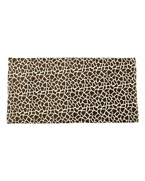 Toallas de playa de estampado de jirafa – Animal Print terciopelo toallas de playa de 30