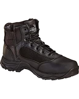 f61c1187203 Amazon.com: Thorogood Men's 6-Inch Side Zip Boot: Shoes
