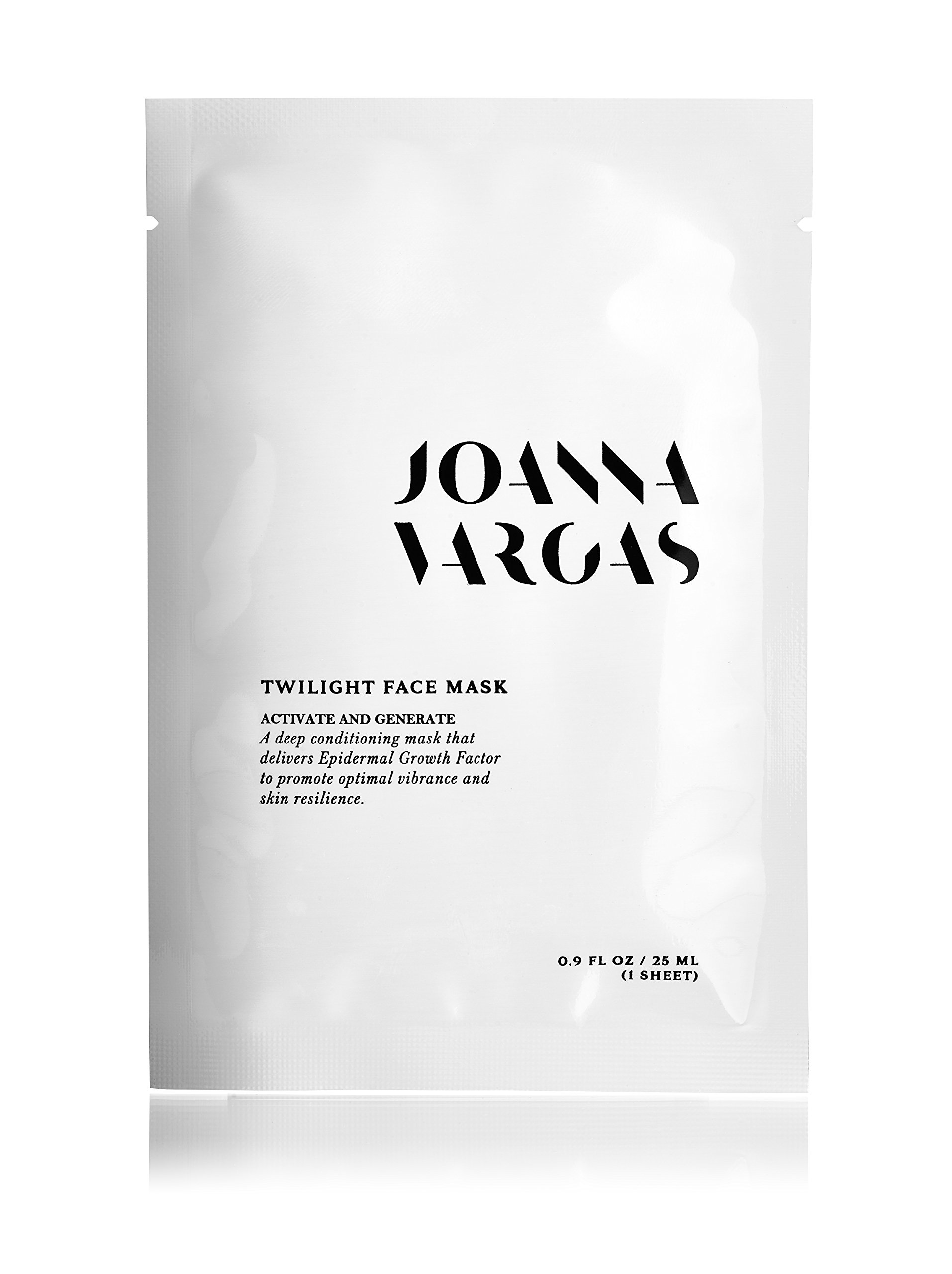 The Joanna Vargas Twilight Epidermal Growth Factor Face Mask Will Help You Get Rid Of Wrinkles - Moisturizers with Peptides - Amino Acids by Joanna Vargas Skin Care
