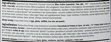 Amix Whey Pure Fusion, Proteínas, 1000 gr: Amazon.es: Salud ...