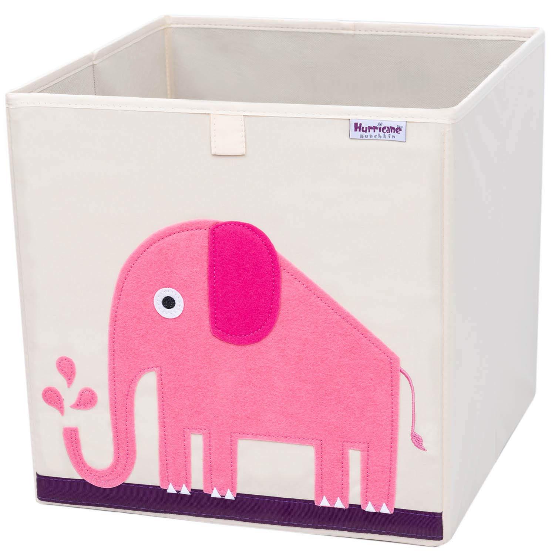 Kids Storage Cube Organizer Toy Box Kids Bedroom Furniture: Hurricane Munchkin Collapsible Toy Storage Box