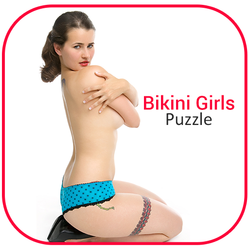 Bikini Girls Puzzle