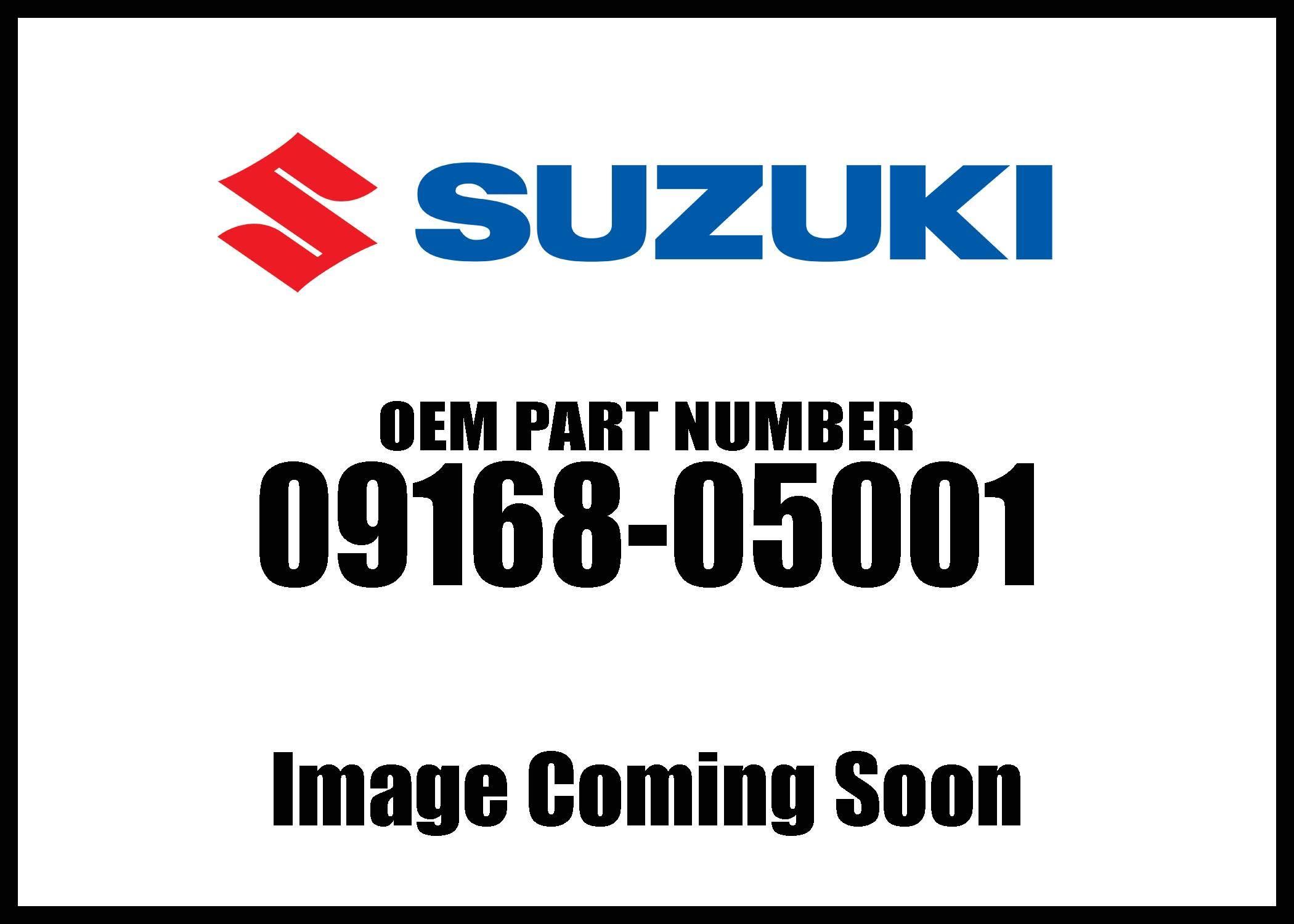 Suzuki 2005-2006 Jr50k5 Jr50k6 Insp Lens Gaske 09168-05001 New Oem