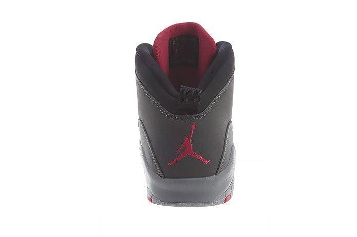 06421c83781f21 Amazon.com  Jordan Air 10 Retro Big Kids  Shoes Dark Girls  Shoes