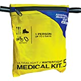 Adventure Medical Kits Ultralight and Watertight Waterproof .5 First Aid Kit