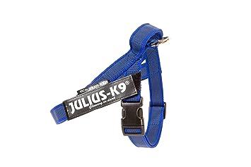 Julius-K9 Arnés de Correa Color & Gray, Talla: Mini, Azul-Gris ...