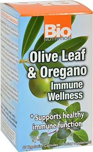 Bio Nutrition Olive Leaf Extract