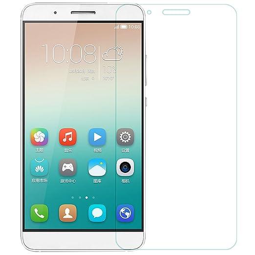 11 opinioni per MYLB Durezza 9H vetro temperato Protezione libera dello schermo per Huawei Shot
