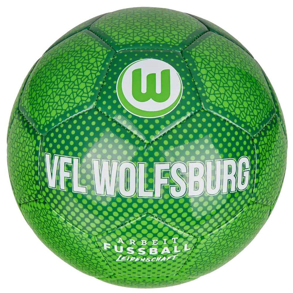 Wolf  VFL Wolfsburg Trinkflasche mit großem VfL Wappen