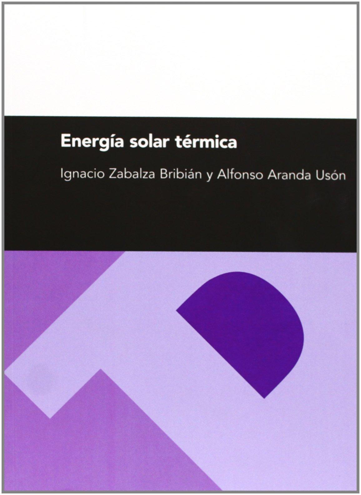 Energía solar térmica (Textos docentes)