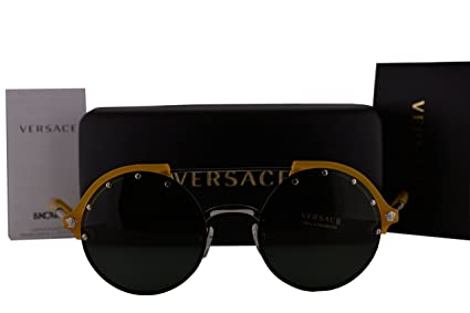 44c3763faa Image Unavailable. Image not available for. Color  Versace VE4337 Sunglasses  ...