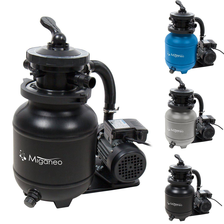 Miganeo sandfilteranlage 40385 dynamic 6500 produktvorstellung - Pool filter reinigen ...