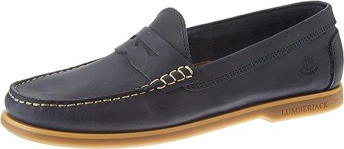 Chaussures Bateau Homme lumberjack Navigator