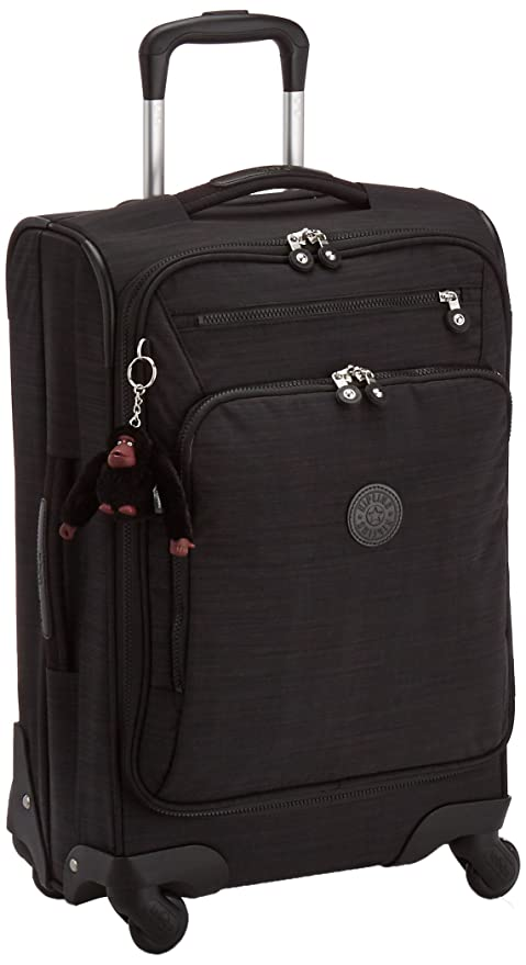 Kipling Youri Spin 55, Hand Luggage, 55 cm, 33 liters, Blue (True Blue)
