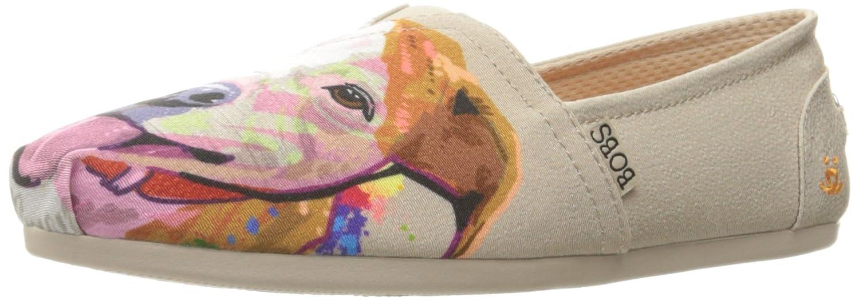 Natural Skechers Women's BOBS Plush - Pup Smarts shoes