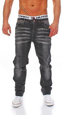 d905d8d5789e Cipo   Baxx - C-1181 - Slim Fit - Men Herren Jeans Hose  Amazon.de   Bekleidung