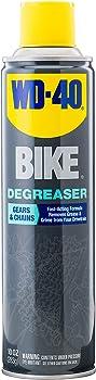WD-40 Bike Degreaser Bike Chain Cleaners