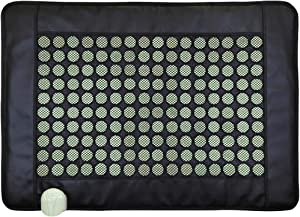 Far Infrared Jade Heating Pad - for Chronic Back Pain Relief(31 * 21.6 inch)