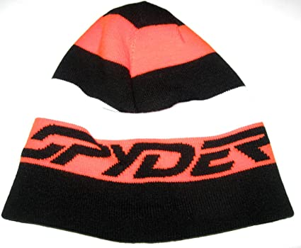 Amazon.com  SPYDER Winter Ski Snowboard Knit Reversible Skull Cap Beanie   Sports   Outdoors fea03c57d95