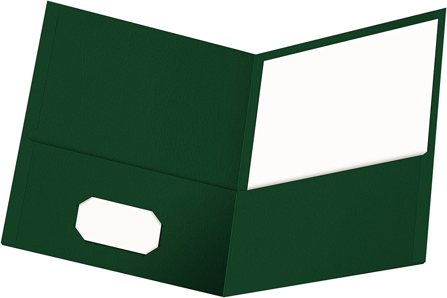 Oxford Two-Pocket Folders, Assorted Colors, Letter Size, 25 per Box (57513): Office Products