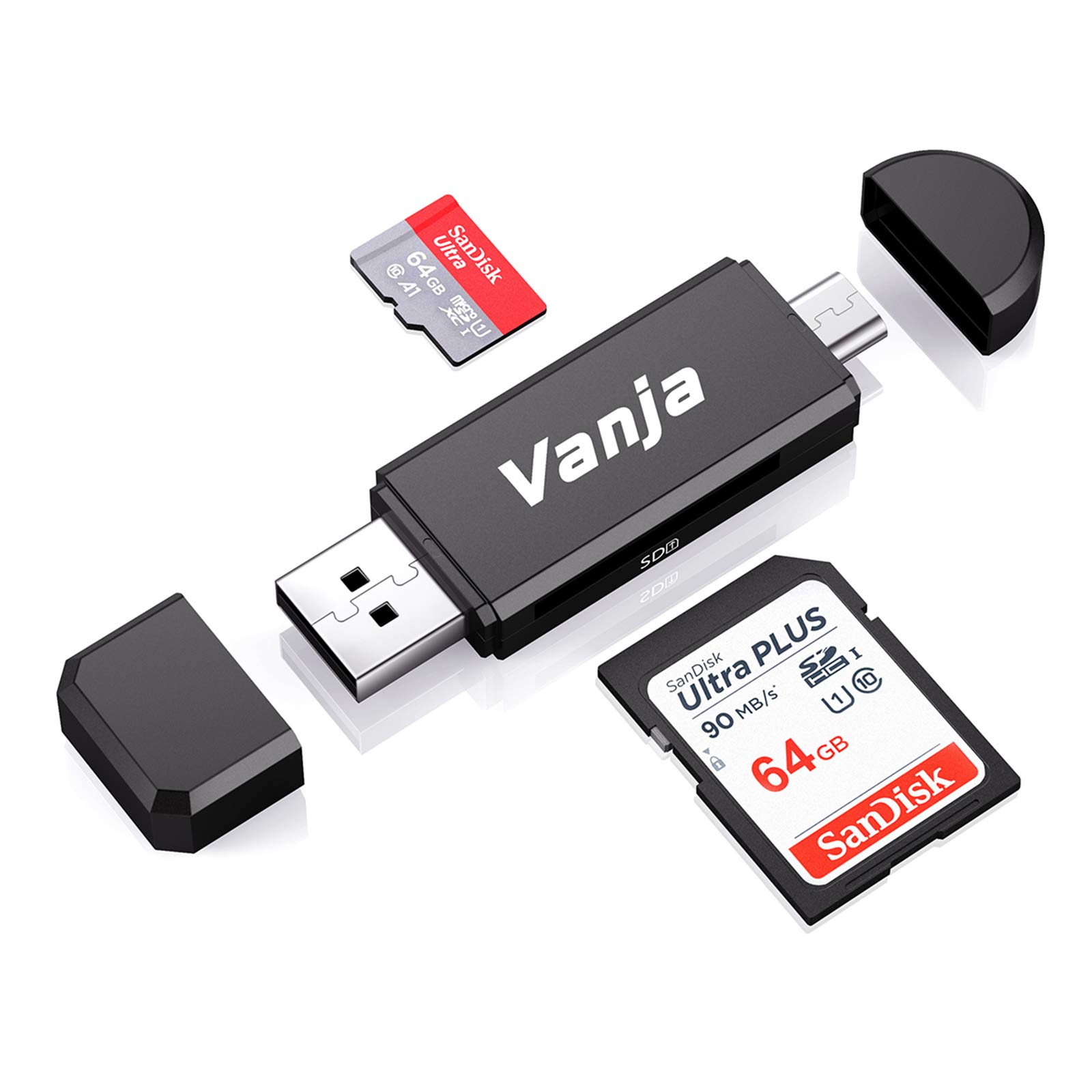 23% discount on a multi-function memory card reader
